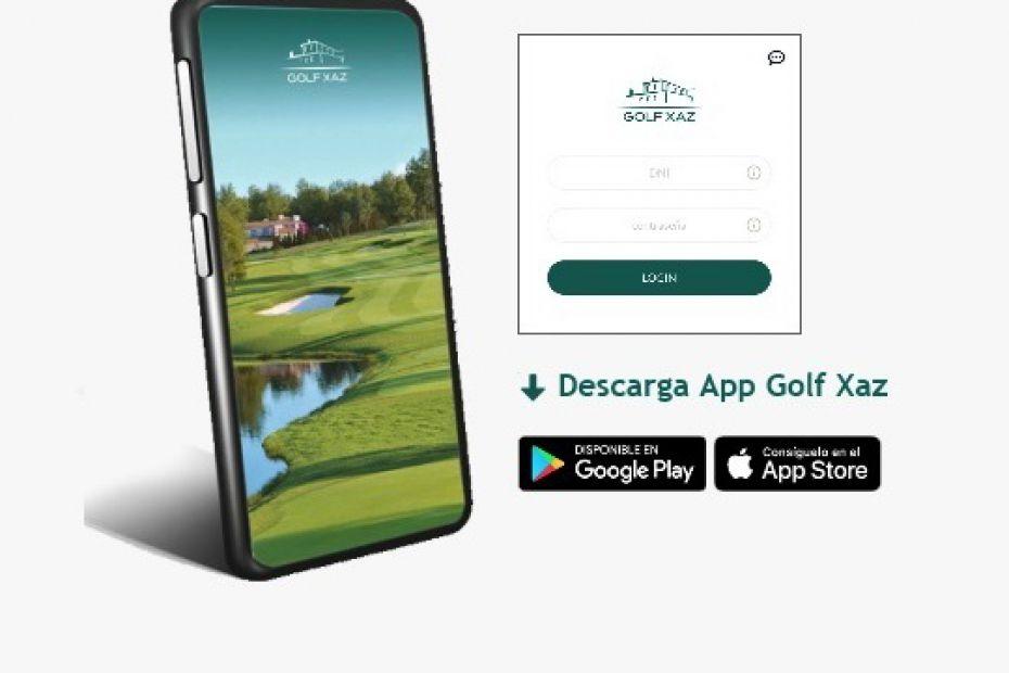 Golf Xaz App